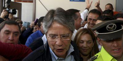CNE informa último corte del escrutinio de elecciones de Ecuador