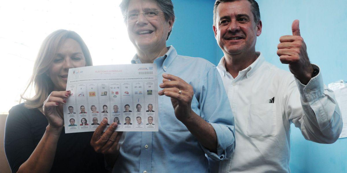 Guillermo Lasso cree que Ecuador tiene oportunidad para