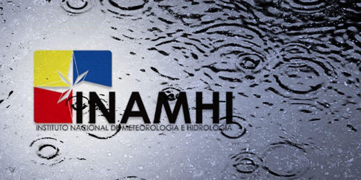 Inamhi informa pronóstico del clima para las Elecciones