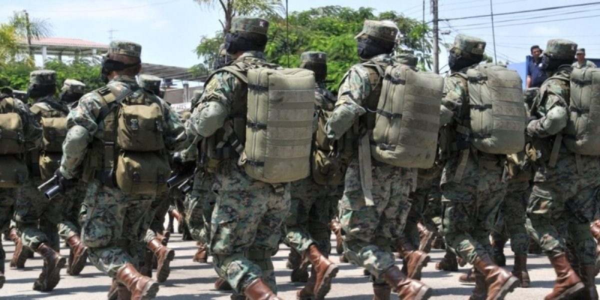 Fuerzas Armadas desmienten videos y fotos que circulan en redes