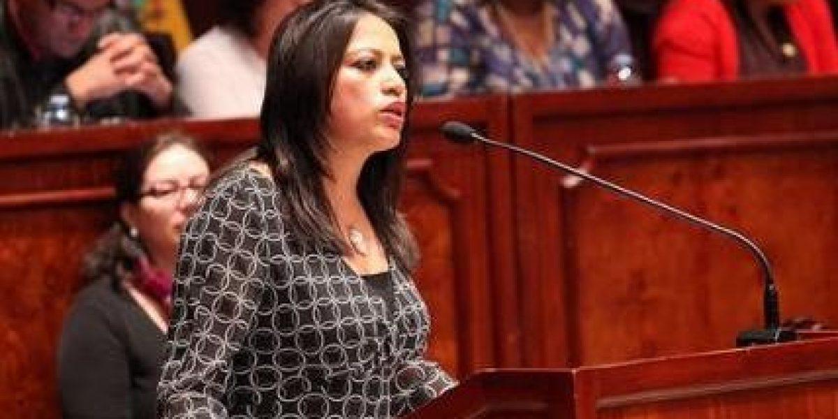 Paola Pabón cuestionó a Rodas por