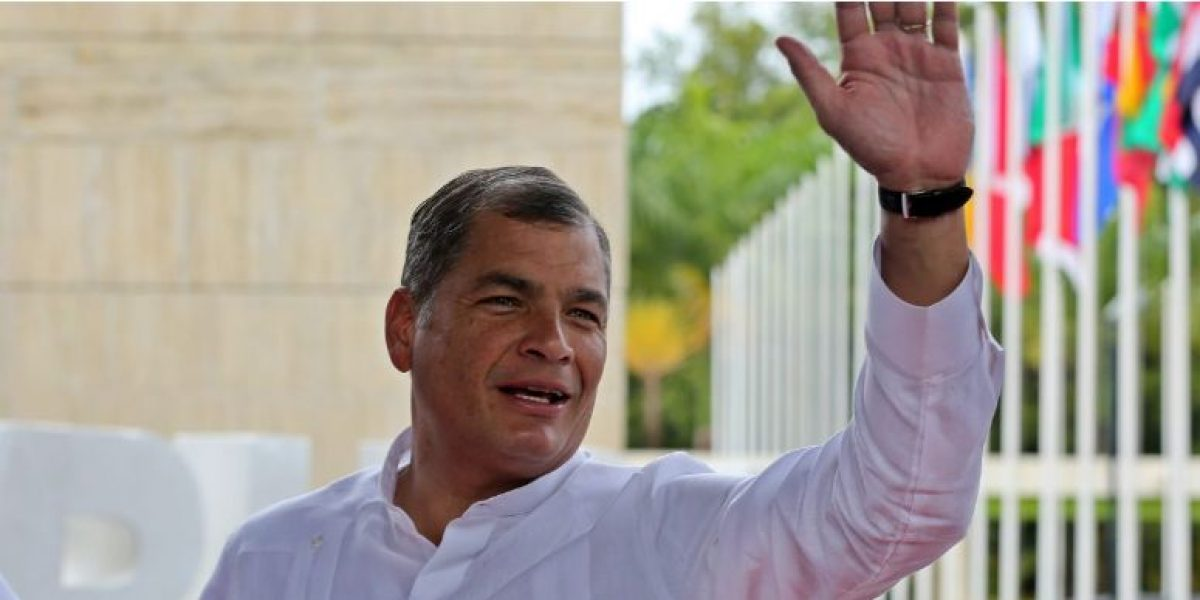 Rafael Correa : Alianza País tendrá