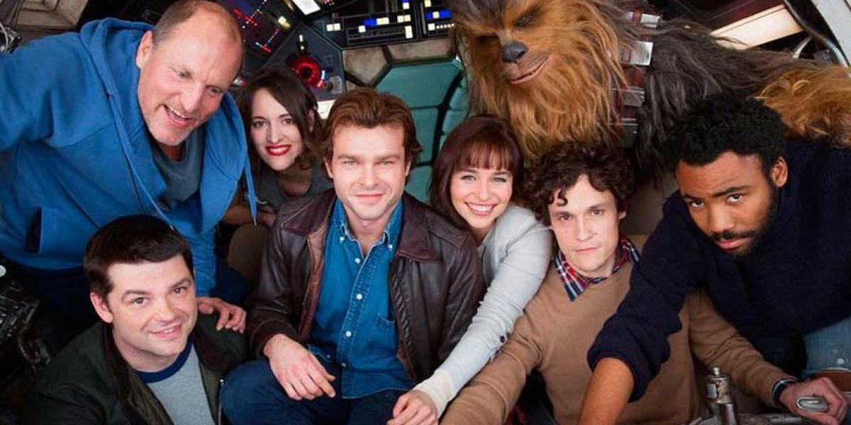 Disney comienza a rodar en Londres la película sobre Han Solo