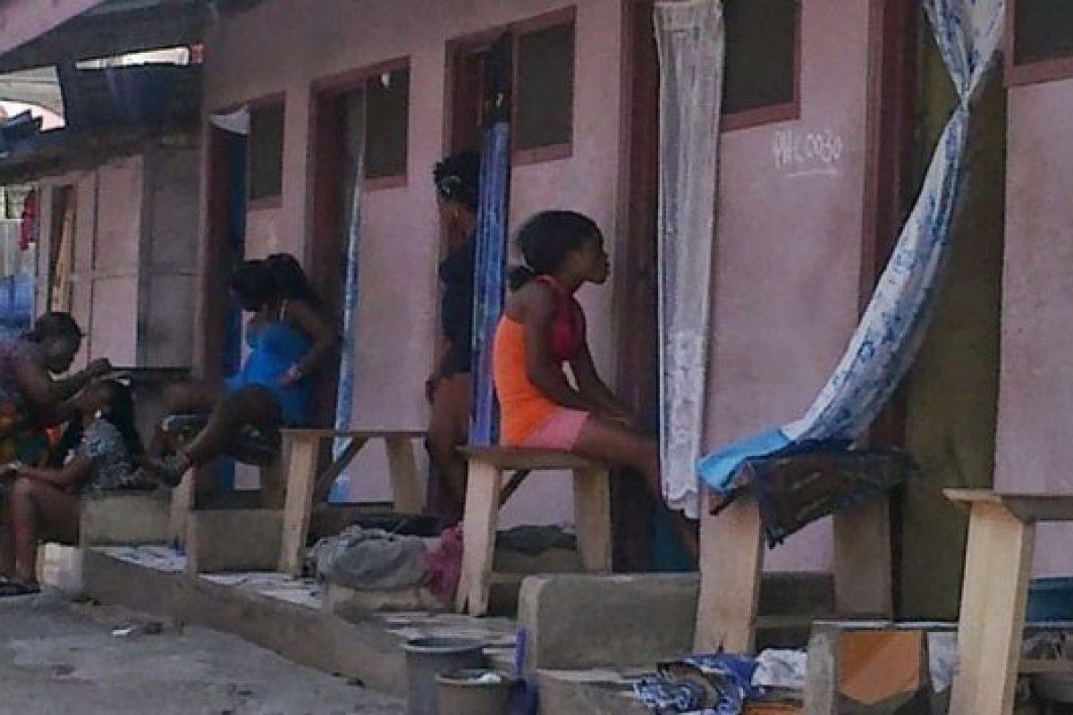 mujeres prostibulas prostitutas nigeria