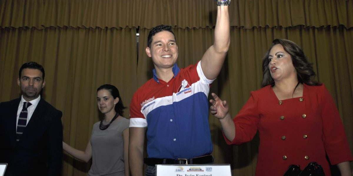 El candidato Iván Espinel se reunirá con Lenín Moreno