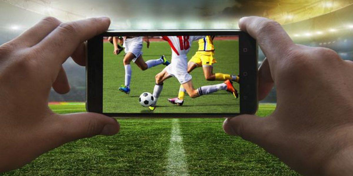 Usan Facebook para transmitir fútbol ilegalmente