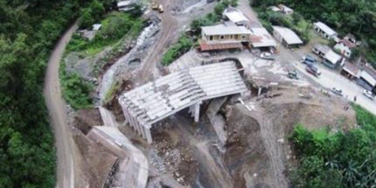 La vía Riobamba - Guayaquil permanecerá cerrada este miércoles