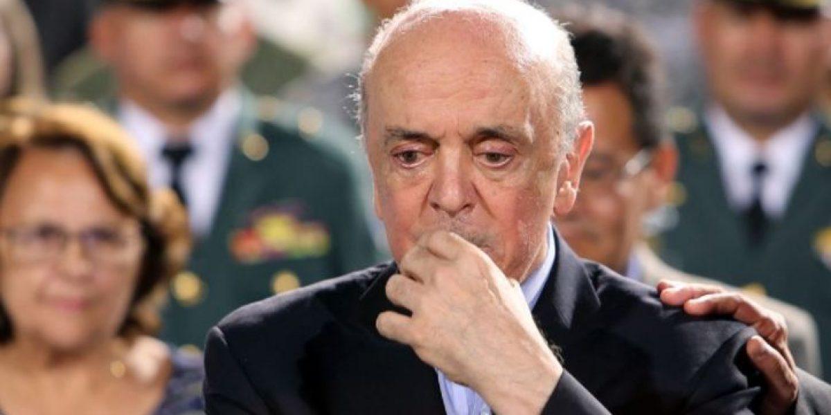El canciller brasileño renuncia por problemas de salud