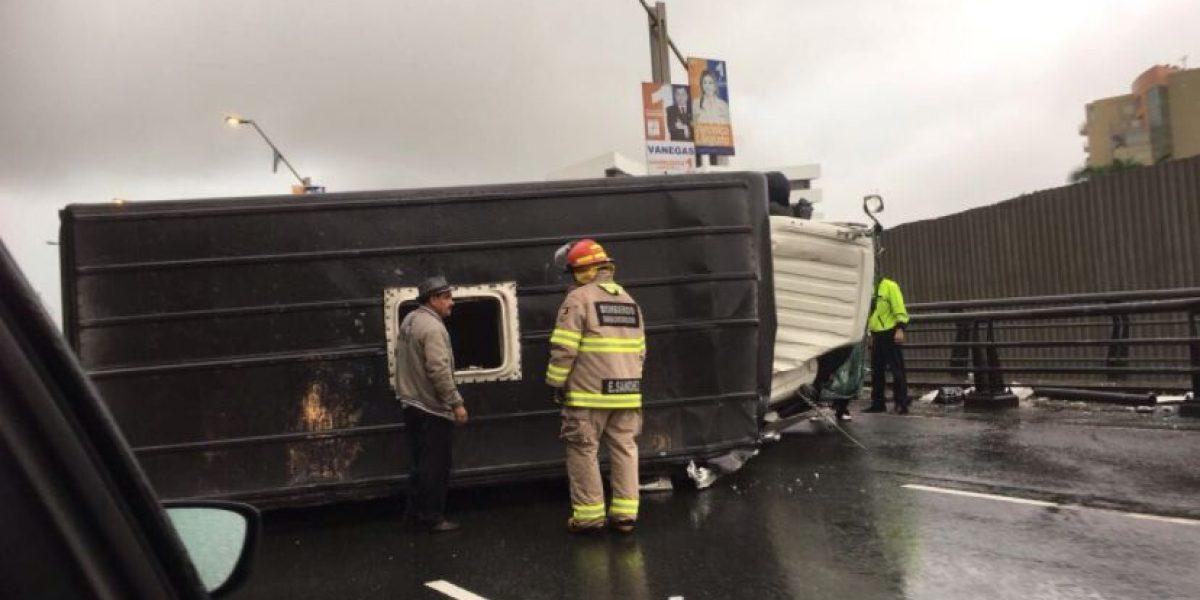 Intensas lluvias causaron estragos en Guayaquil