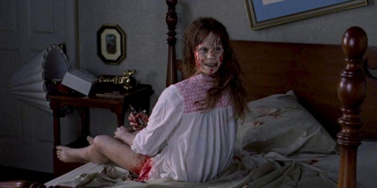 Linda Blair, la niña de El Exorcista