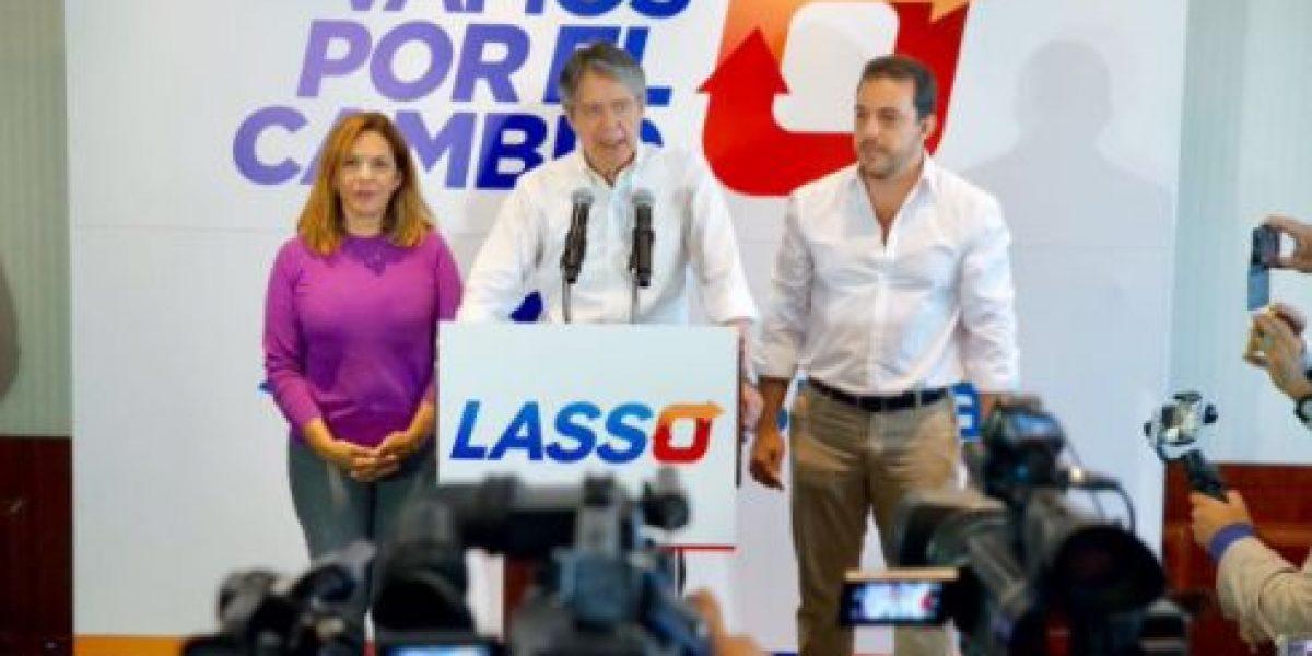 Guillermo Lasso: