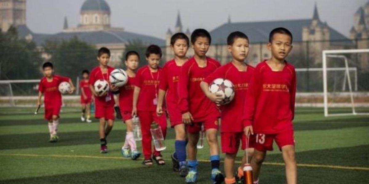 China busca