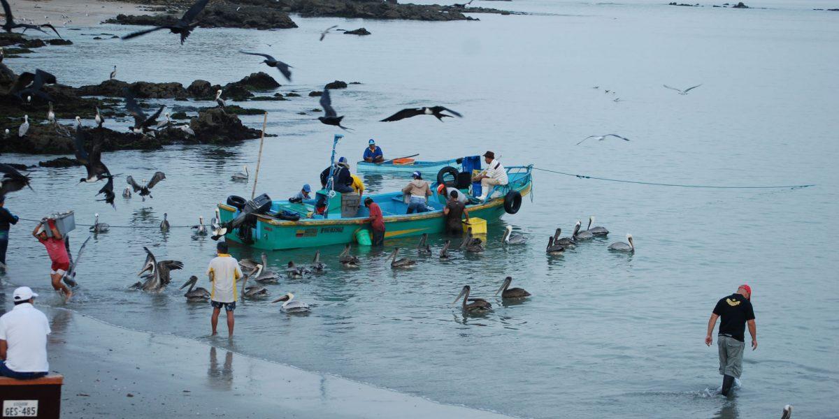 La Ruta del Pescador, una propuesta del Guayas