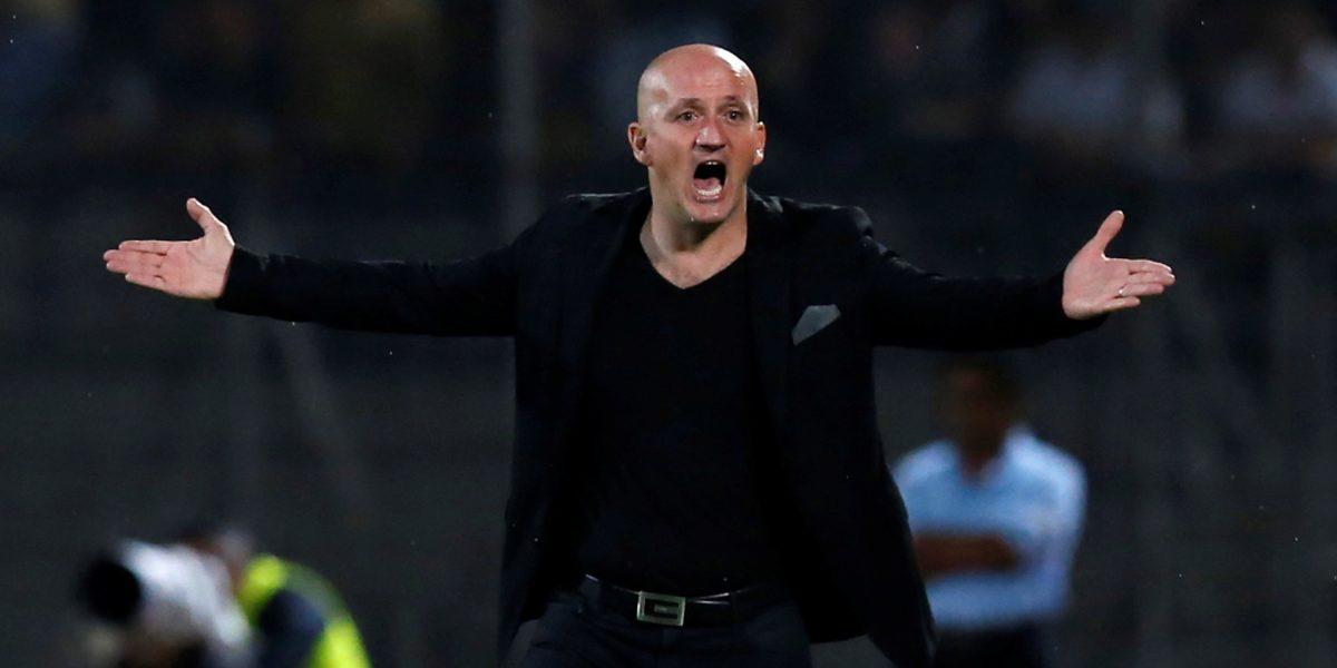 Pablo Repetto es destituido tras eliminación del Olimpia de Libertadores