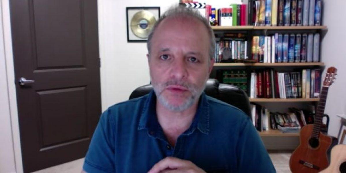 Alberto Plaza critica la vulgaridad de comediantes en Viña del Mar