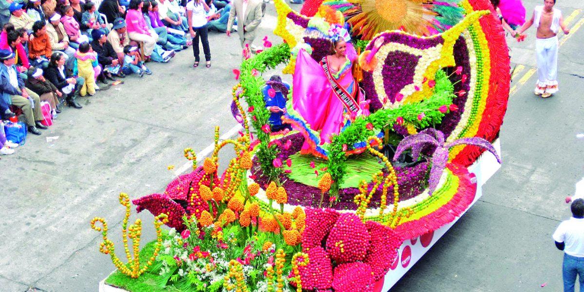 Fiesta de las Flores y las Frutas en Ambato es una opción para el Carnaval