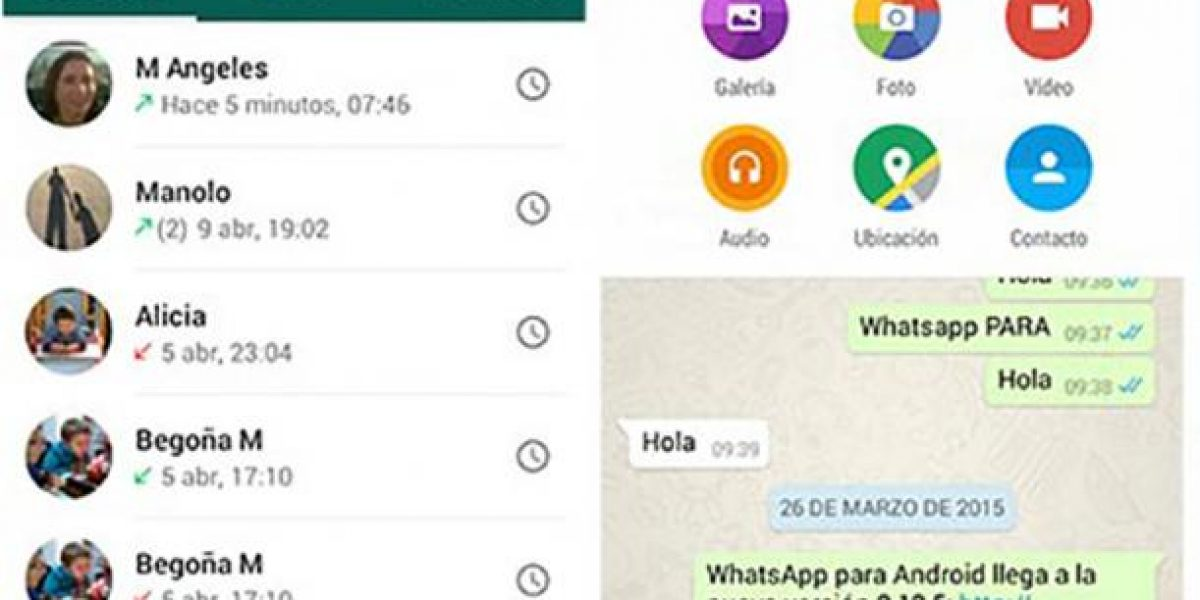 ¿Cómo hacer capturas de largas conversaciones en tu celular?