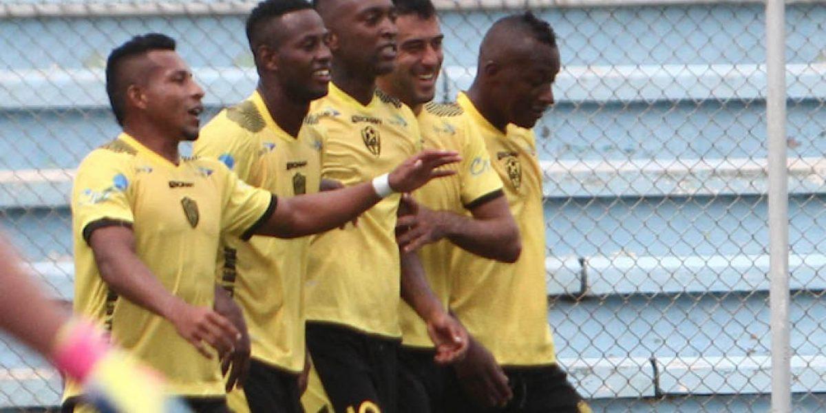 Fuerza Amarilla debutará en la Copa Sudamericana