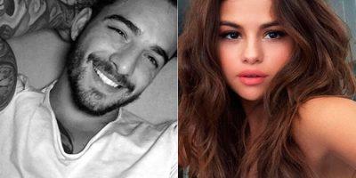 Maluma envía mensaje a Selena Gomez