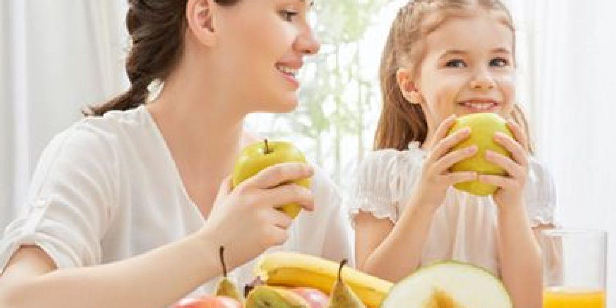 Comer frutas y verduras aumenta niveles de felicidad