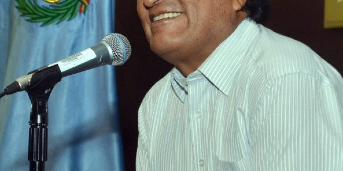 Evo Morales ratifica su estado de salud: el nódulo de su garganta no es maligno