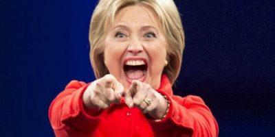El cambio de look de Hillary Clinton en Snapchat