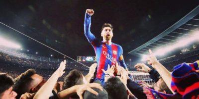 La foto de Messi más vista en redes