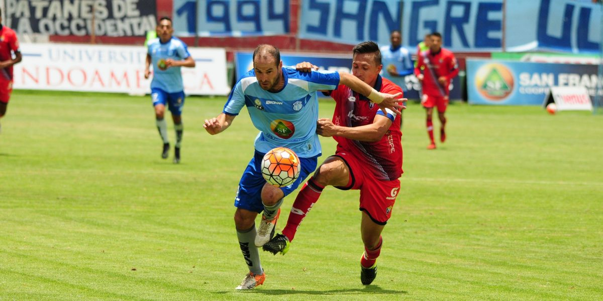 Macará ganó 1-0 a El Nacional
