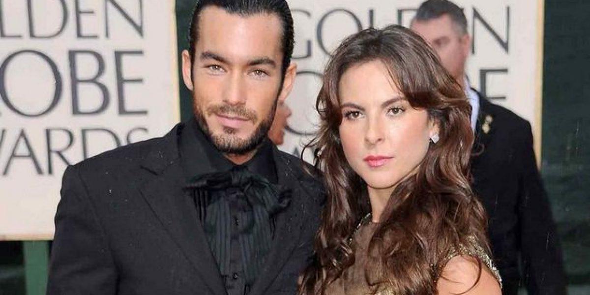 """Kate del Castillo: """"Nunca quise casarme con Aarón Díaz"""""""
