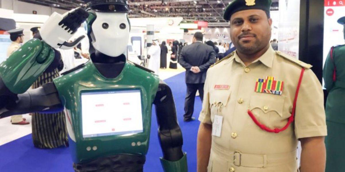 El primer Robocop saldrá en mayo a las calles de Dubai