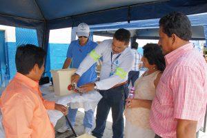 Educan a la comunidad sobre cuidado del agua