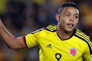 Muriel será baja de Colombia contra Ecuador