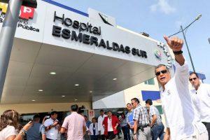 Esmeraldas cuenta con nuevo hospital