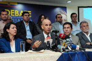 Cámara de Comercio de Guayaquil confirma debate para hoy