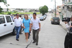 Municipio de Guayaquil concluyó pavimentación de vías en Bellavista