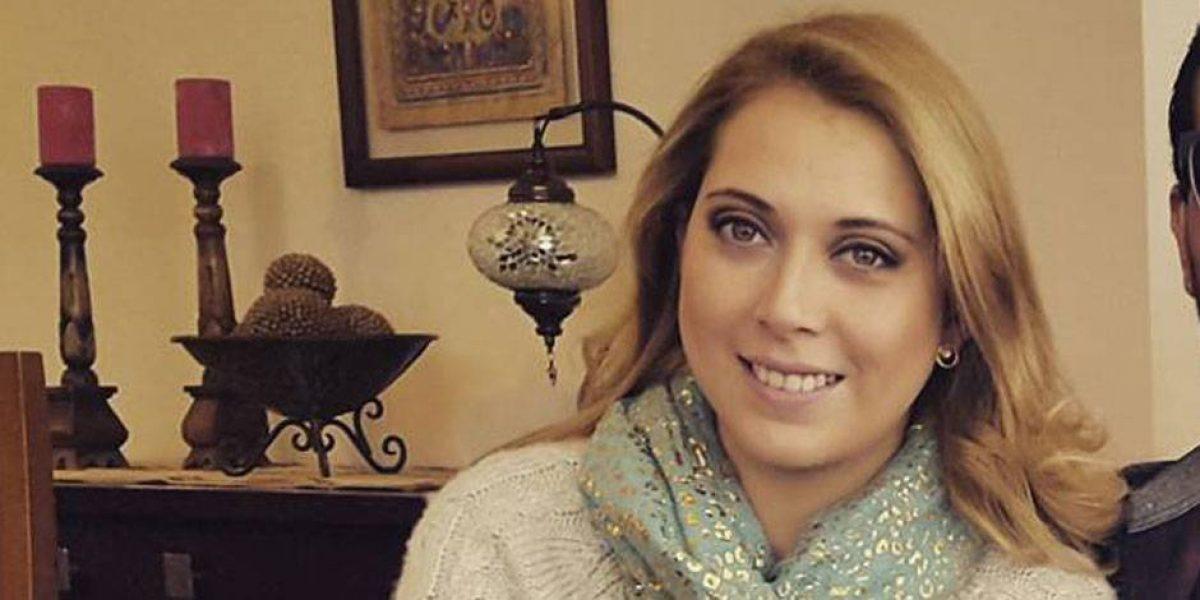Cristina Palacio habría sido víctima de feminicidio