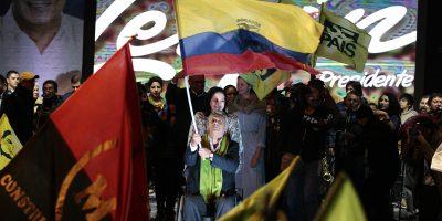 Maduro felicita a Lenín Moreno por su victoria en las elecciones ecuatorianas