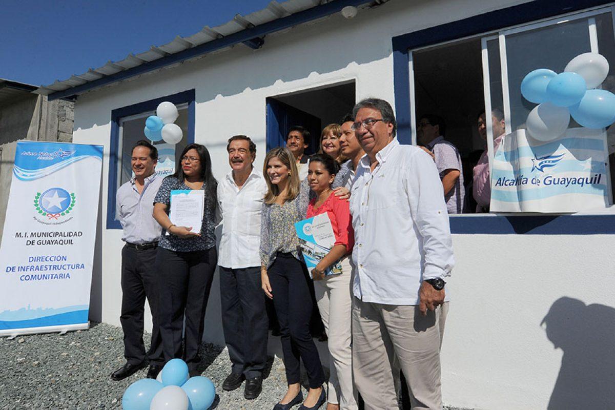 Nebot premi esfuerzo de ganadores del programa j venes for Mi lote villa bonita
