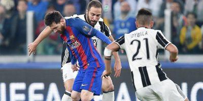 La Juventus está venciendo 3-0 al Barcelona — En vivo