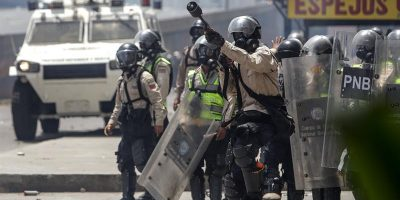 Dos jóvenes muertos durante marcha contra Nicolás Maduro en Venezuela