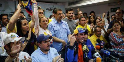 Oposición vuelve a marchar contra el gobierno — Venezuela