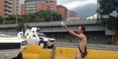 Batalla campal en Caracas: hambre, saqueos, muertes