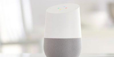 Google Home ahora puede reconocer voces