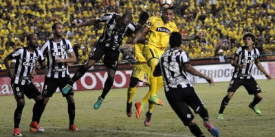 Memes del partido Barcelona SC vs. Botafogo