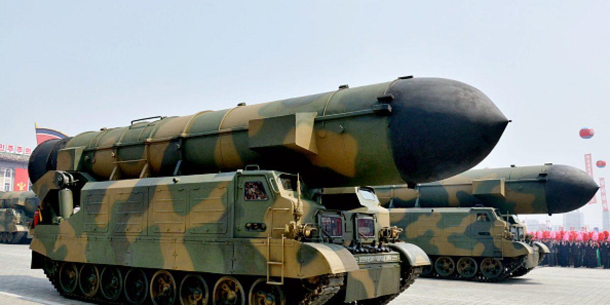 Mapas muestran qué países serían alcanzados por los misiles de Corea del Norte