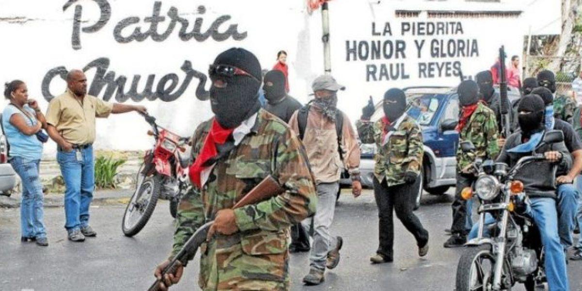 ¿Qué son los colectivos armados de Venezuela?