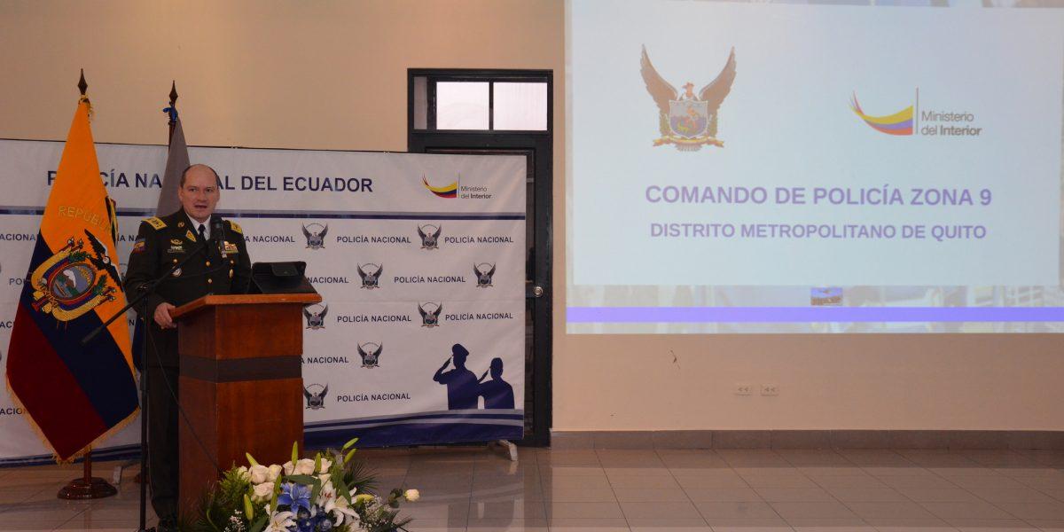 Ecuador: Tasa de homicidios pasó de 6,44 a 5,69 por 100.000 habitantes