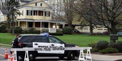 Familiares despiden a Aaron Hernández en funeral en privado