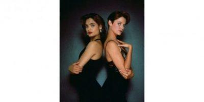 Talisa Soto y Carey Lowell Foto:Google
