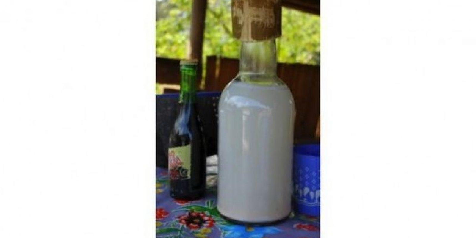 Pulque. Aunque para los mexicanos no es nada raro, para otras naciones resulta extraño este líquido viscoso hecho del maguey